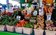 Your Guide To Montreal's Many Farmers Markets | MTL Blog