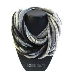 Z całego serca ...: Szaleństwa ciąg dalszy... Interweave Crochet, Neck Warmer, Vogue, Knitting, Crocheting, Stitches, French, Design, Fashion