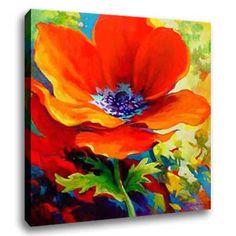 Flower oil painting~