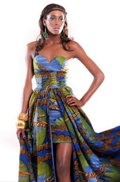 African Designer Clothes For Women african dress designs