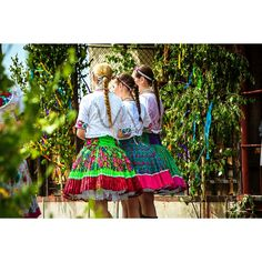 Plachtince - slovak folklore Floral, Skirts, Beautiful, Fashion, Moda, Fashion Styles, Flowers, Skirt