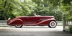 Bohman& Schwartz Duesenberg SJ Roadster #J509-2596 1935