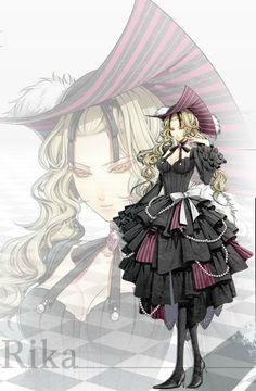 Rika - Amnesia - Anime Characters Database