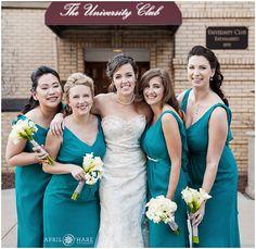 Colorado Wedding Photographer | University Club of Denver - Denver Wedding Photographer | Rustic, Romantic, Colorado