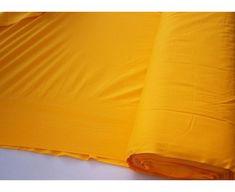 Popelina de algodón naranja por metro Skirts, Fashion, Green Cotton, Black Cotton, White Cotton, Orange, Yellow, Colour Chart, Cotton Canvas