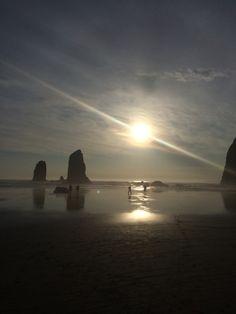 Canon Beach, Oregon