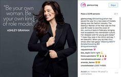 Ashley Graham: da modella plus size a donna dell'anno