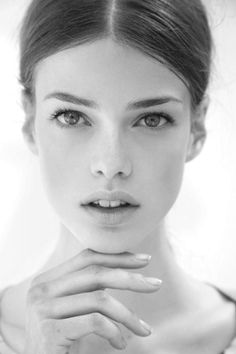Gorgeous fresh face