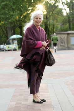 Humans of New York - diversity embracing the contributions of MANY ages is only one of the reasons that I LOVE NEW YORK!
