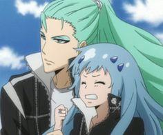 Kikyo and Bluebell