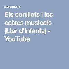 Els conillets i les caixes musicals (Llar d'Infants) - YouTube