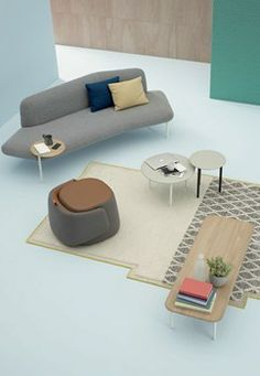Urquiola's 'Openest' office furniture line debuts at NeoCon and wins Best of Show