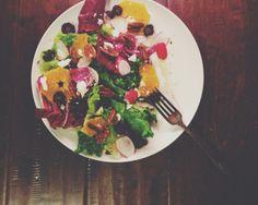 Elderflower + Spring Green Salad   Adventure. Gather. Eat.   Food Blog