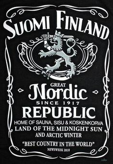 Image result for suomi finland newsweek 2010 Cool Countries, Countries Of The World, Michael Palin, Divorce Papers, Family Roots, Midnight Sun, My Heritage, New Things To Learn, Time Travel