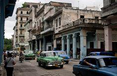 キューバ経済が60年代からまったく進歩していないことがわかる36枚の写真