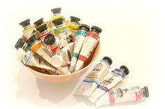 watercolor paints and brushes recommendations