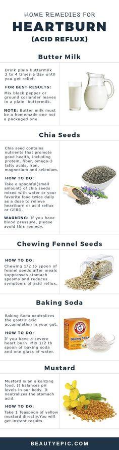 Home remedies for Heartburn(acid Reflux) #NaturalHeartburnRemedies