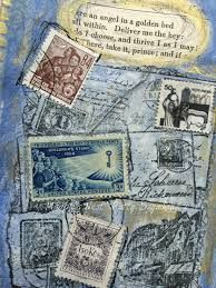 postage stamp journal - Google Search