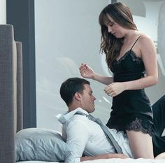 Passion and Desire Erotic Couples Fifty Shades Darker, Fifty Shades Of Grey, Fifty Shades Series, Sexy Girl, Christian Grey, Dakota Johnson, Jamie Dornan, Couple Goals, Cute Couples