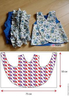 for babies and babies-sewing – - Kindermode Ideen Baby Girl Dress Patterns, Baby Clothes Patterns, Dresses Kids Girl, Dress Sewing Patterns, Clothing Patterns, Kids Outfits, Pillowcase Dress Pattern, Toddler Outfits, Clothing Items
