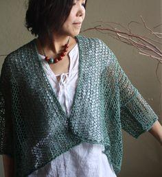 Yarn & Pattern Cloud Cover Kit by DanDoh on Etsy