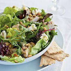 Lemon-Thyme Chicken Salad | Coastalliving.com