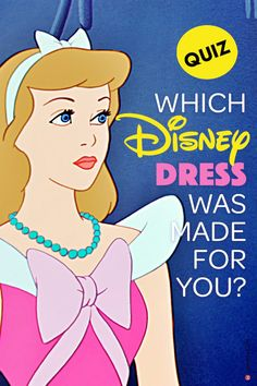 Take this magical personality quiz and find out which Disney princess dress you were destined to wear! #disney #disneyquiz #disneydress #disneyoutfit #disneypersonalityQuiz #personalityquiz