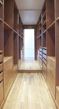 perfectly designed bedrooms walk through wardrobe - Google Search