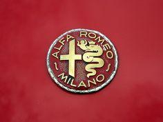 #snake #serpent Vintage Alfa Romeo