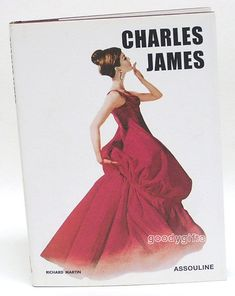 Charles James by Richard Martin Hardcover) American haute couture Assouline, Charles James, Fashion Books, Nonfiction, Strapless Dress, American, Ebay, Dresses, Haute Couture