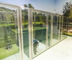 Glass Kennel Cage Front Designs For Dogs. Perfect For Luxury Boarding  Suites! Direct Animalu0027s