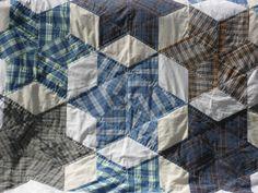 men's shirt quilt