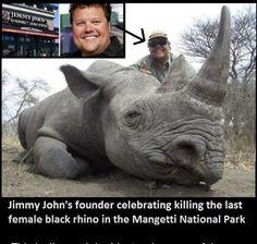 Vote with your $. Boycott jimmy john's