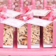 Easy Baby Shower Party Favors to Easily Hit the Party!