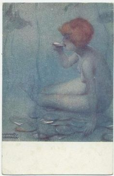 Ondine,    Raphael Kirchner