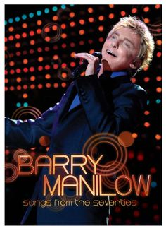 Barry sings 70's music .. awesome DVD!!