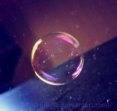 bubble by Ellie0 on @DeviantArt