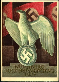 """German WW2 """"Reichsparteitag"""""""