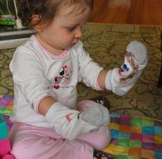 *Fancy That: DIY Sock Puppets!