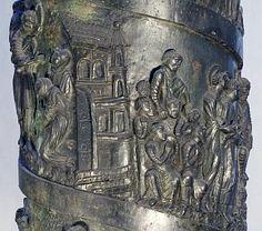 Christussäule im Hildesheimer Dom (Fotos)