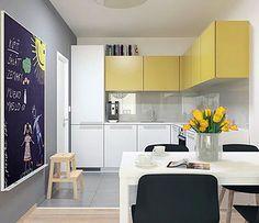 Interiér kuchyňa Muškátová - optimálne podmienky pre kvalitný život