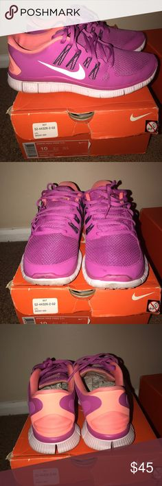 Nike Free 5.0 Nike Free 5.0 Nike Shoes Athletic Shoes
