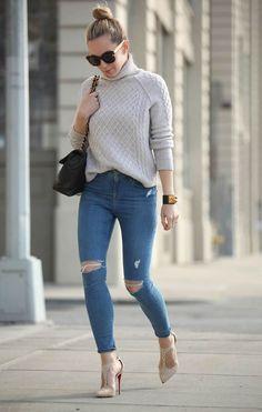 Ways to Wear Ripped Jeans - DesignerzCentral waysify