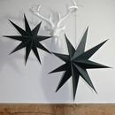 Scandinavian Pop Up Paper Star