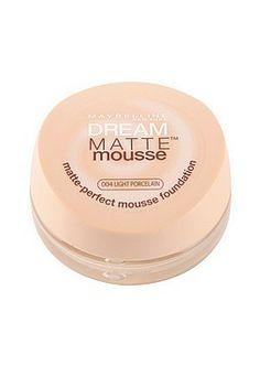 10-14e Dream Matte Mousse meikkivoide 18ml, 0008/light beige