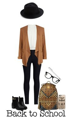 """""""Senza titolo #4075"""" by lisadcruciani ❤ liked on Polyvore featuring Rodarte, MCM, Casetify and Eugenia Kim"""