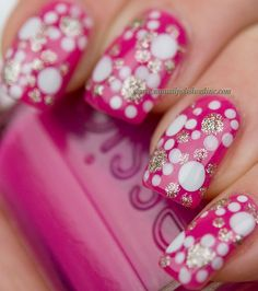 Absolutely stunning dots!