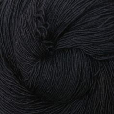Black is Black Pixie Hand painted in a deep velvety burgundy black.   Approx. 4 oz skein of delightfully soft fingering weight, single-ply, delicate yarn, carefully hand dyed in beautiful colourways. Approx. 475 yards in a skein. 100% superwash merino for a simple affordable yarn that is a pleasure to knit and wear. $23.00