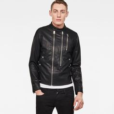 Jackets For Stylish Men. Jackets really are a vital component to every single man's set of clothes. Men need outdoor jackets for several situations as well as some varying weather conditions. Black Bolero Jacket, Navy Blue Bomber Jacket, Hooded Bomber Jacket, Jacket Men, Men's Leather Jacket, Leather Men, Leather Jackets, Padded Jacket, Cool Jackets For Men