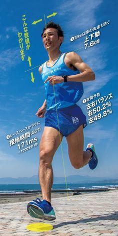 快走の秘訣はガーミンを使ったフォーム改善にあり(話題商品) - RUNNET - 日本最大級!走る仲間のランニングポータル